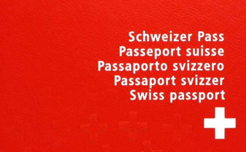 Language war in Switzerland