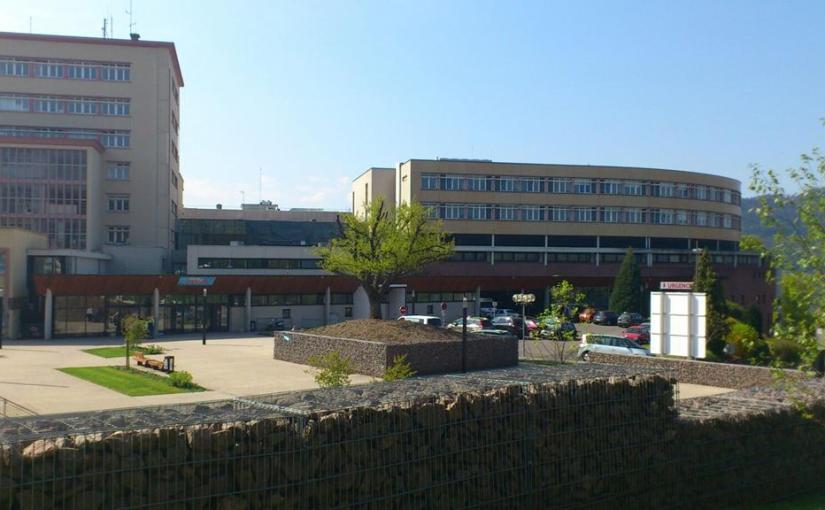 Visit at hospital