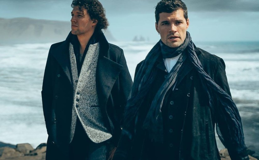 for KING & COUNTRY – burn the ships