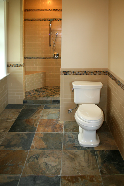 Bathroom Tile Flooring  Kris Allen Daily