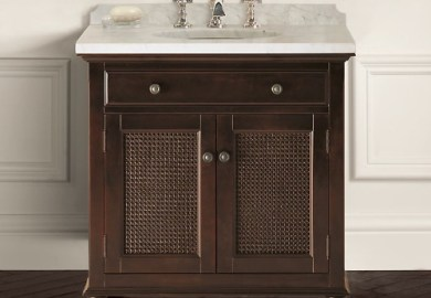 Small White Bathroom Vanities