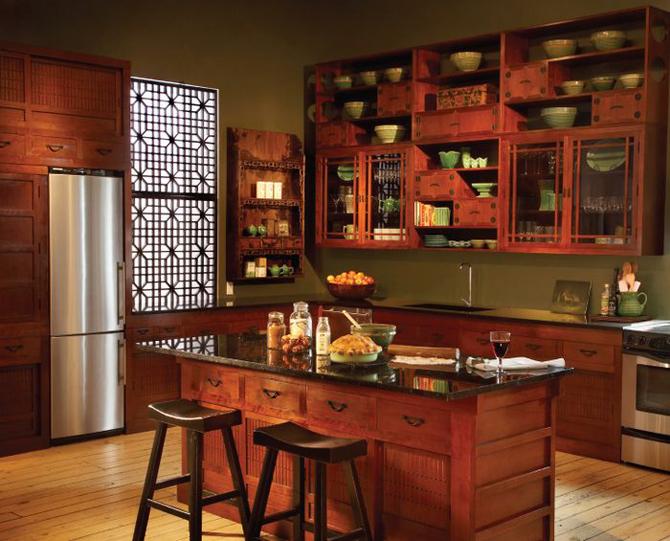 Custom kitchen cabinets  Kris Allen Daily