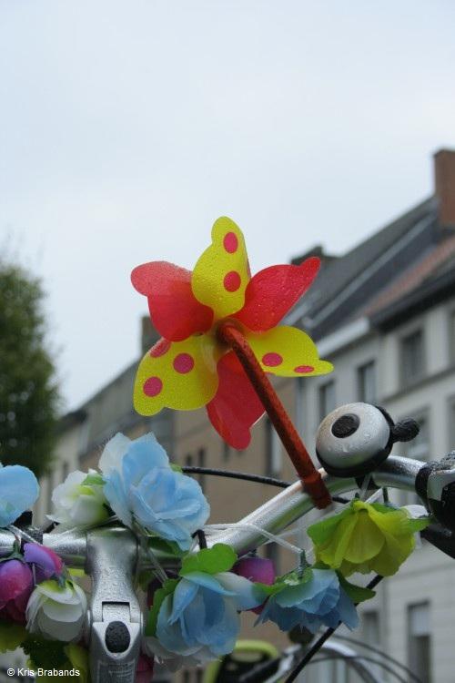 Little Windmill on Bike