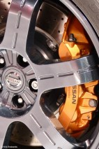 Orange Break Caliper