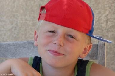 Boy with a Cap
