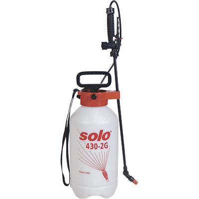 Use a Hand Held Sprayer for weeding maintenance