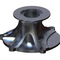 3D CAD: Modeling a High Performance Engine Part [How To]