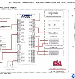 facilities controls wiring diagrams hvac graphics work 0003 [ 5100 x 3300 Pixel ]