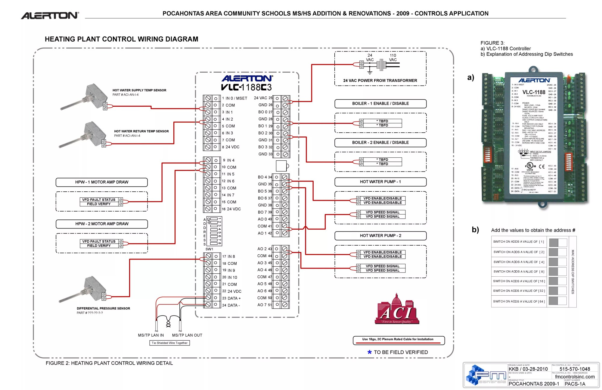 hight resolution of facilities controls wiring diagrams hvac graphics work 0003