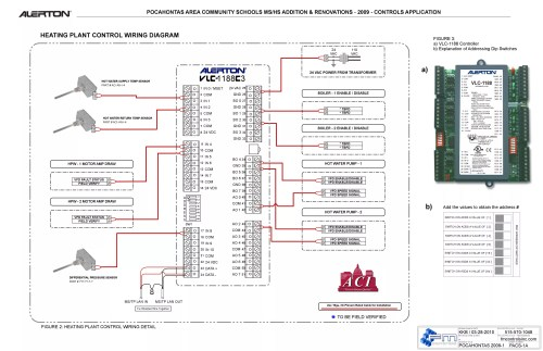 small resolution of facilities controls wiring diagrams hvac graphics work 0003