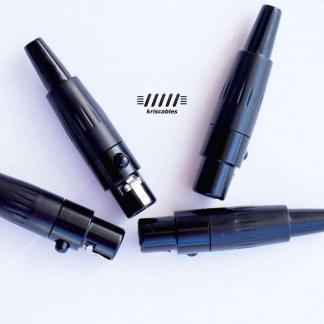Mini XLR Connector