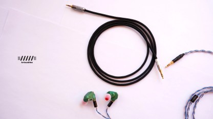 Custom 2.5 TRRS Jack cable