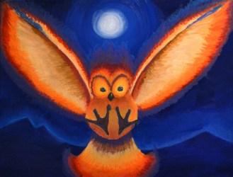 Owl Phoenix - day 20