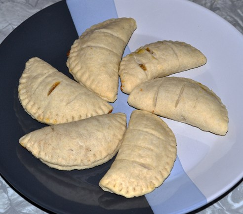 Pumpkin Pasties 1