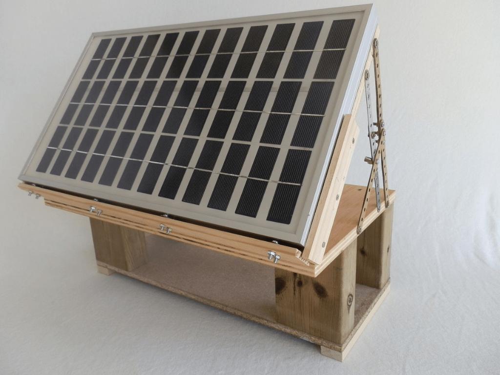 hight resolution of window sill solar panel