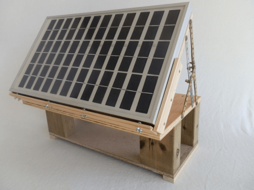 small resolution of window sill solar panel