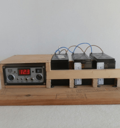 solar charge controller 12v off grid apartment [ 1024 x 768 Pixel ]