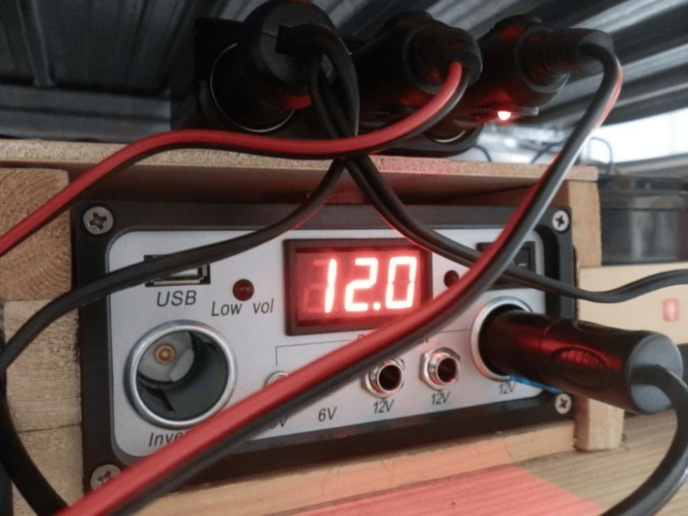 medium resolution of solar charge controller 12v solar system