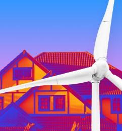 heat generating windmill illustration rona binay [ 2008 x 1181 Pixel ]