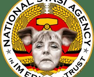 Der Albtraum wird wahr: Grün-grauesDeutschland