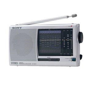 Sony ICF-SW 11/S Weltempfänger