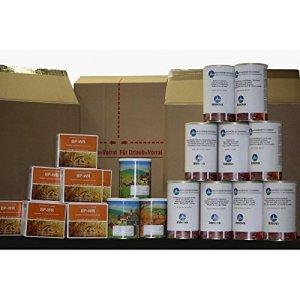 Grundnahrungsmittel: 360 Tagepaket