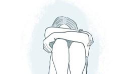 Voldtekt. Klinikk for krisepsykologi. Psykologsenter Bergen. Psykologfellesskap. Kriseberedskap, krisehåndtering, kriseledelse, krise, krisesenter, traumeterapi, traumepsykologi, traumebehandling, traumer, traumesymptomer, kurs, veiledning, undervisning, beredskap, beredskapsledelse, beredskapsavtale bedrift, debriefing, kollegastøtte, kollegastøtteordning, sakkyndig arbeid, spesialisterklæring, individualterapi, gruppeterapi, parterapi, komplisert sorg, sorgterapi. Etterlatte, død, dødsfall, sosial nettverksstøtte. Sorgprosess. Sorgreaksjoner. Takle bearbeide sorg. Illustrasjon.