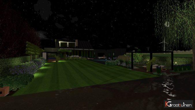 Kris Groot Tuinen - 3D tuinontwerp