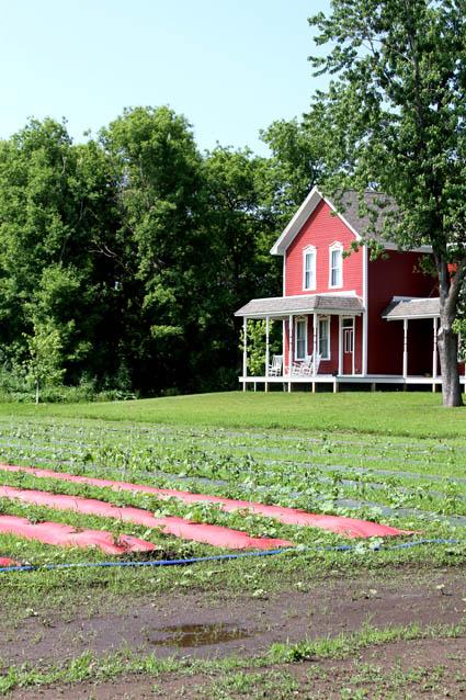 Tour de Farm : Axdahl's Farm
