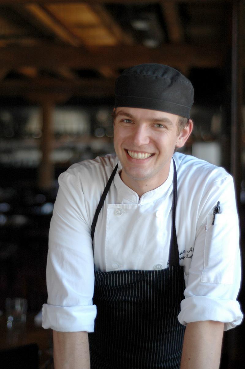 Chef Portraits (+ their food!)