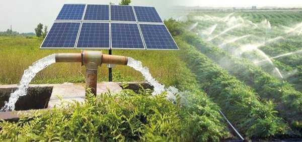 solar pump yojna - krishi sahayak