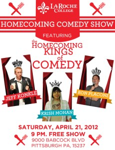 The Homecoming Kings of Comedy