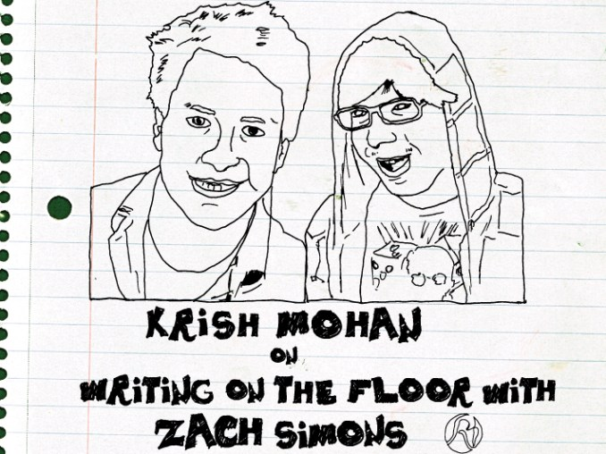Writing on the Floor with Zach Simons