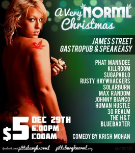 A Very NORML Christmas