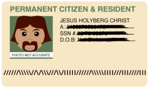Green Card for Jesus