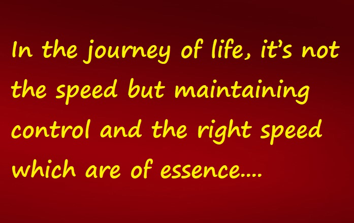 essence of speed