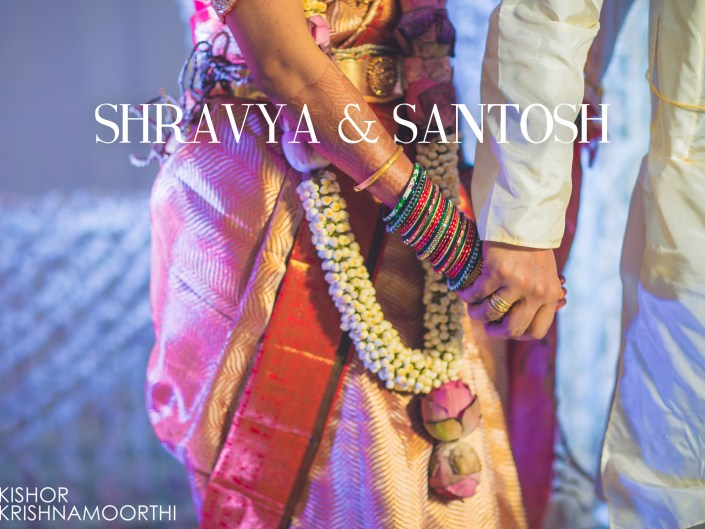 Shravya + Santosh | Hyderabad Wedding Photography