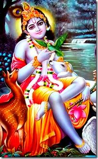 Bhagavan Shri Krishna