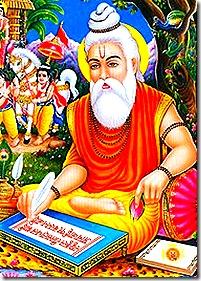 Maharishi Valmiki - Vedic author