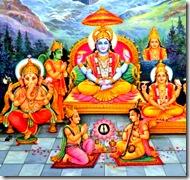 The spiritual world