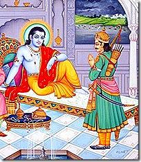 Lord Krishna - Mahabharata