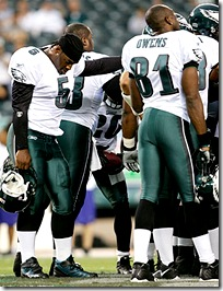 Team losing the Super Bowl