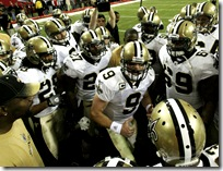 Saints football team