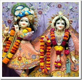 Shri Shri Radha Vrindavana Chandra