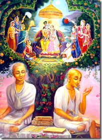 Rupa and Sanatana Gosvami