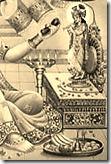 Worshiping Krishna