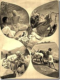 the four castes