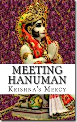 Meeting Hanuman