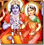 Sita and Rama