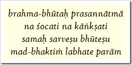 Bhagavad-gita, 18.54